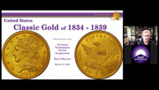 United States Classic Gold of 1834-1839
