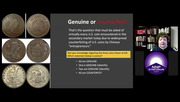 Modern Chinese Counterfeits of US Coins