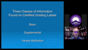 The Case for Variety Attribution in Certified Grading
