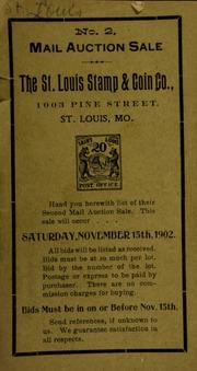 No. 2, mail auction sale. [11/15/1902]