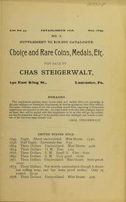 No. 2 Supplement to $15,000 Catalogue, No. 54