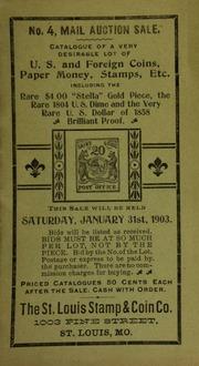 No. 4, mail auction sale. [01/31/1903]