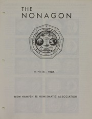 The Nonagon, vol. 22, no. 2