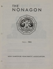 The Nonagon, vol. 23, no. 1