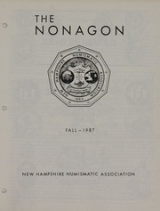 The Nonagon, vol. 25, no. 1
