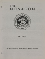 The Nonagon, vol. 29, no. 1