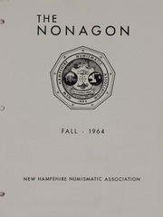 The Nonagon, vol. 2, no. 1
