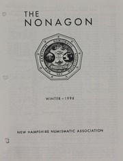 The Nonagon, vol. 33, no. 2