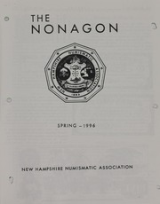 The Nonagon, vol. 33, no. 3