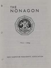 The Nonagon, vol. 34, no. 1