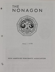 The Nonagon, vol. 36, no. 1