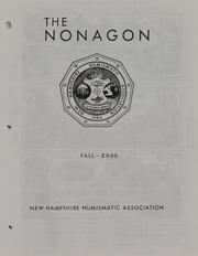 The Nonagon, vol. 38, no. 1