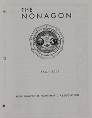 The Nonagon, vol. 39, no. 1