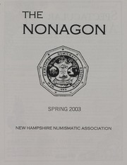 The Nonagon, vol. 40, no. 3