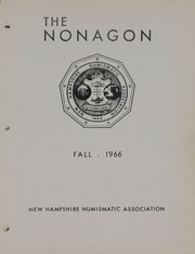 The Nonagon, vol. 4, no. 1