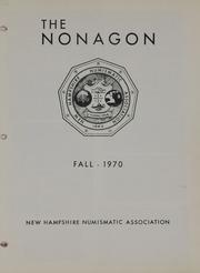 The Nonagon, vol. 8, no. 1