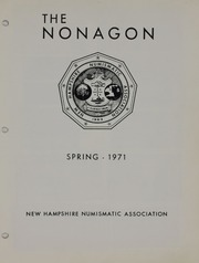 The Nonagon, vol. 8, no. 3