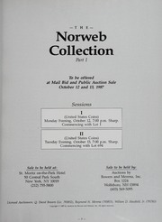 The Norweb Collection: Part I