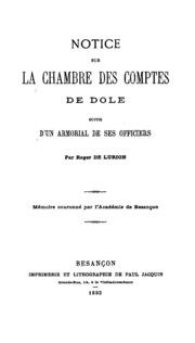 Armorial de la ville de toulon familles consulaires for Chambre consulaire lyon