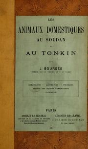 Notice sur le Soudan français et le Tonkin : climatologie, aperçu de l-agriculture, animaux domestiques, hygiène des équidés d-importation, pathogénie