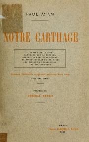 Notre Carthage