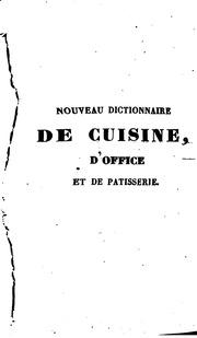 Le grand dictionnaire de cuisine alexandre dumas free for Alexandre dumas grand dictionnaire de cuisine
