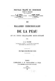 Nouveau traité de chirurgie clinique et opératoire v. 30, 1912