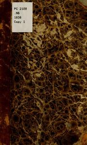 Nouvelle grammaire française, sur un plan très-méthodique