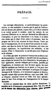 Nouvelle grammaire française: sur un plan très-méthodique ...