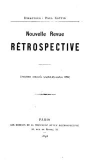 Vol 3: Nouvelle revue rétrospective