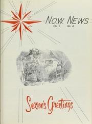 N.O. W. News, 1963, no. 4