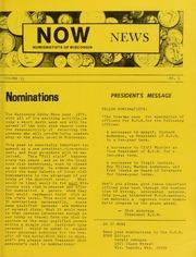 N.O. W. News, 1974, no. 1