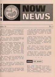 N.O. W. News, 1974, no. 4