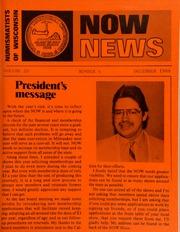 N.O.W. News, December 1988