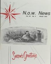 N.O.W. News, Winter 1992 (pg. 9)