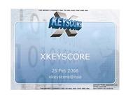 xkeyscore gratuit