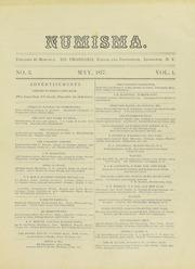 Numisma, Vol. 1, No. 3