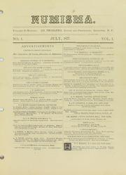 Numisma, Vol. 1, No. 4