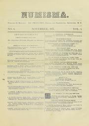 Numisma, Vol. 1, No. 6