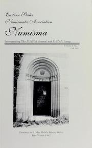 Numisma, Fall 1997