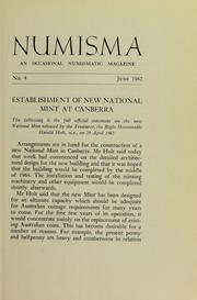 Numisma, no. 4 [1962]