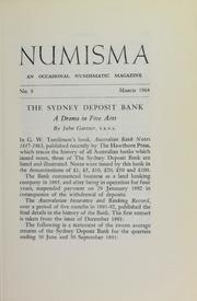 Numisma, no. 8 [1964]