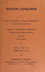 Numismatic gallery auction : sale catalogue no. 60. [02/28/1950]