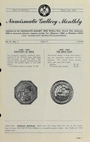 Numismatic Gallery Monthly [vol. 2, no. 7]