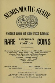 Numismatic Guide