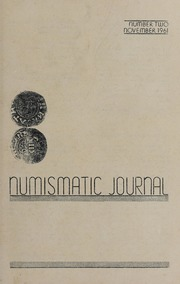 Numismatic Journal