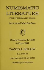 Numismatic Literature
