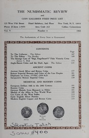 The Numismatic Review and Coin Galleries Fixed Price List (pg. 10)