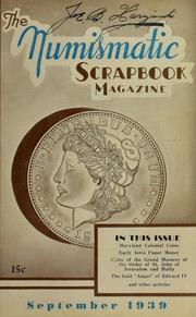 The Numismatic Scrapbook Magazine