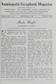The Numismatic Scrapbook Magazine (pg. 21)